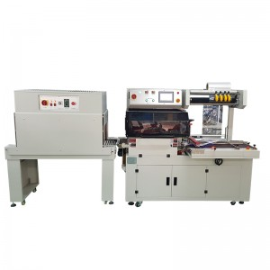 FK308 Full Automatic L Type Sealing and Shrink Packaging