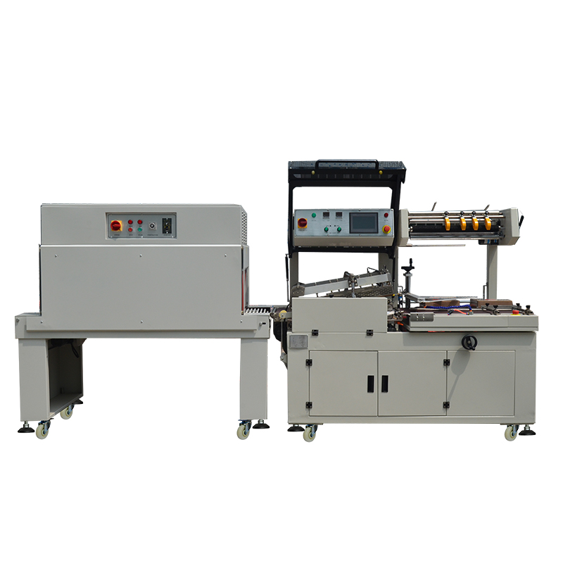FKS-60 Full Automatic L Type Sealing and Cutting Machine Featured Image