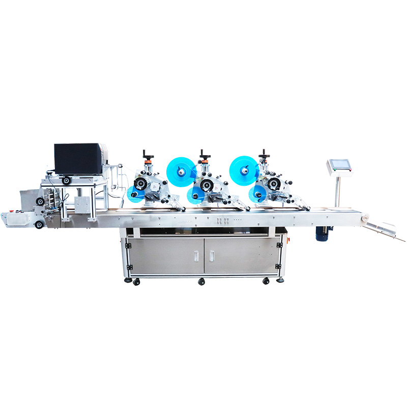 FK-SX Cache printing-3 header card labeling machine