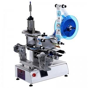Newly Arrival Label Finishing Machine - FK616 Semi Automatic 360° Rolling  Labeling Machine – Fineco