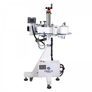 Low price for Retail Labeling Machine - FK836 Automatic Production Line Side Labeling Machine – Fineco