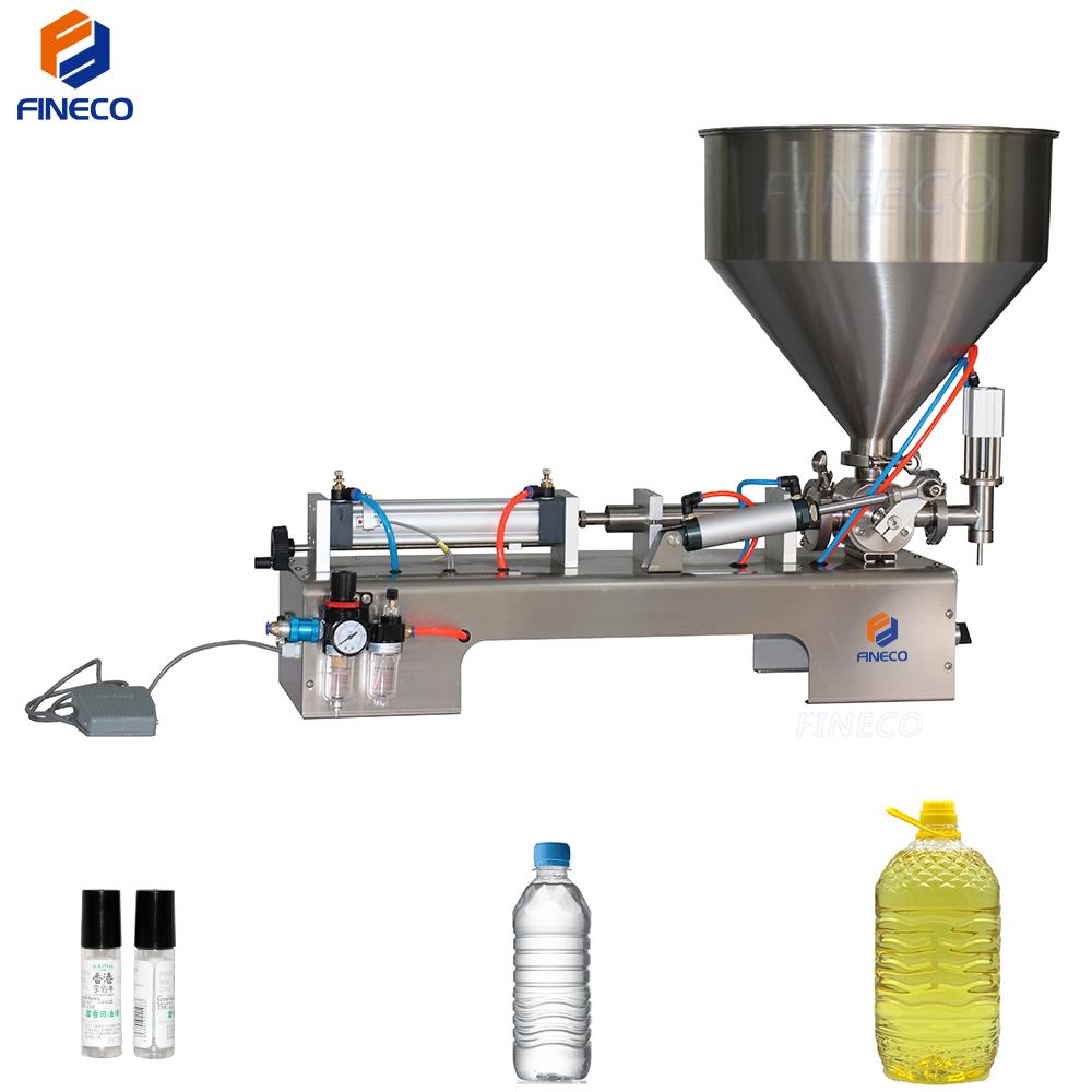Semi-auto filling machine