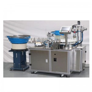 Online Exporter Manual Capping Machine - HM1A-2-1-000-FK807 automatic Nucleic acid testing tube filling Screw capping  filling machine – Fineco