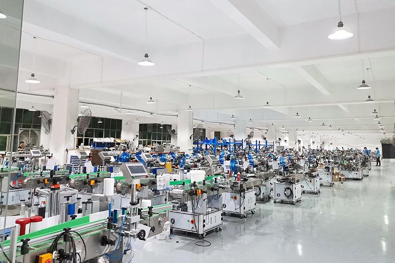 Good labeling machine manufacturer