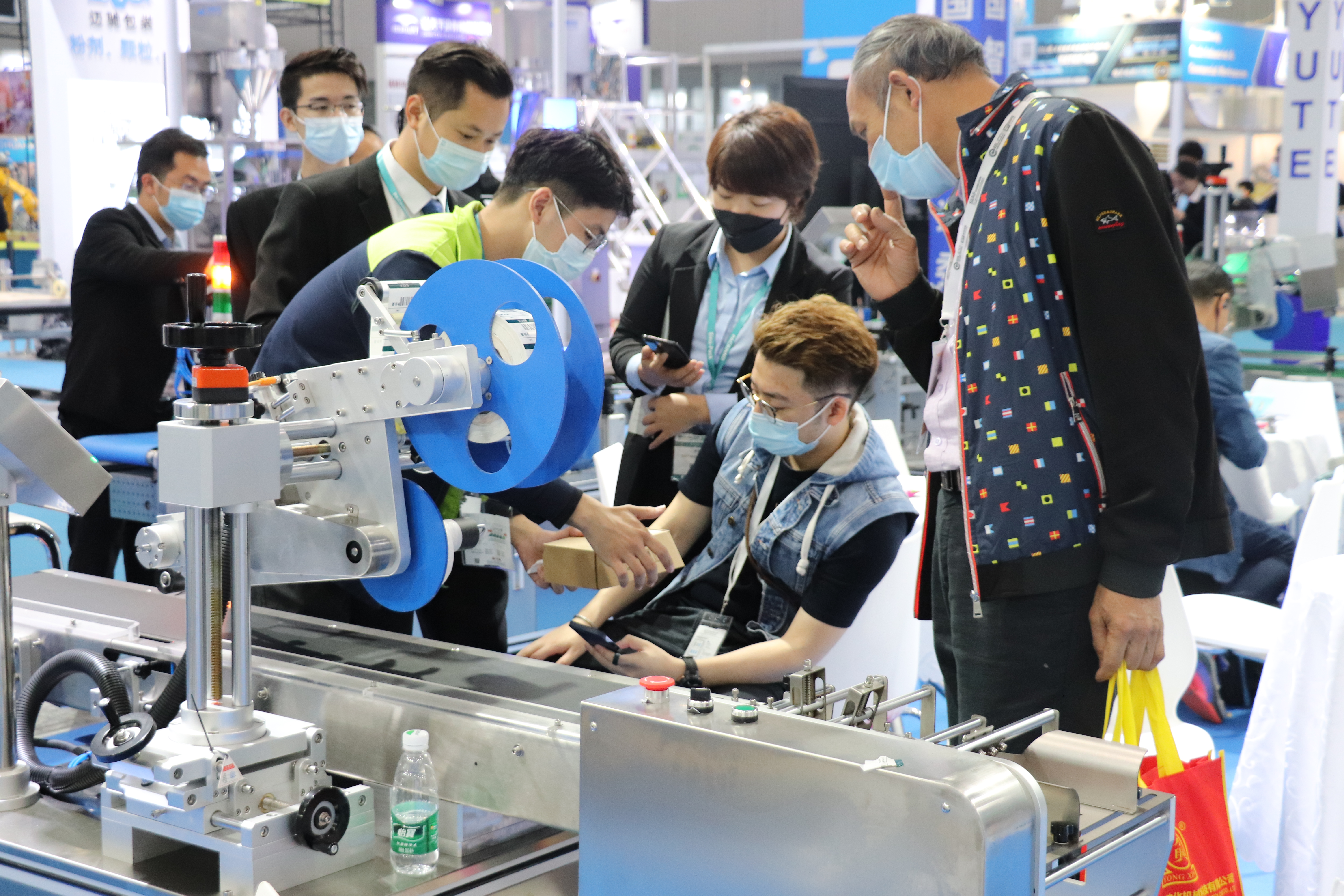 Exhibition—International Packaging Industry Exhibition of china