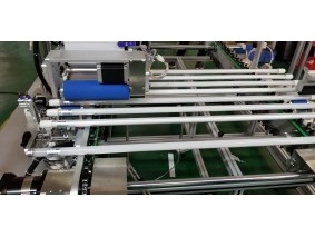 Automatic Lamp Tube Labeling Machine