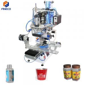 FK616 Semi Automatic 360° Rolling  Labeling Machine
