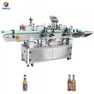 FK808 Automatic Bottle Neck Labeling Machine