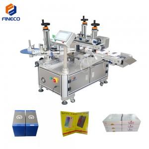 FK816 Automatic Double Head Corner Sealing Label labeling machine