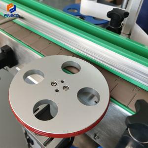 FK805 Automatic Round Bottle Labeling Machine (Cylinder Type)