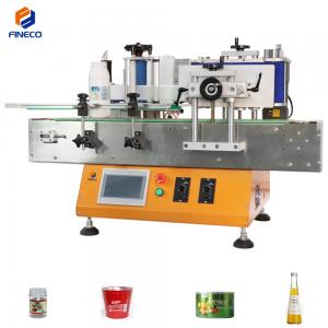 FK606 Desktop High Speed Round/Taper Bottle Labeller