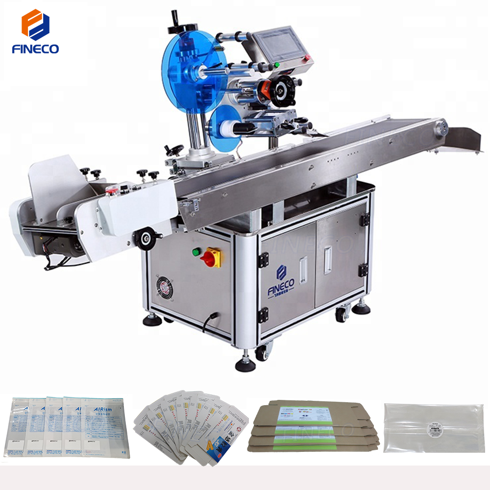 FK812 Automatic Card/Bag/Carton Labeling Machine Featured Image