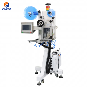 FKP-801 Labeling Machine Real Time Printing Label