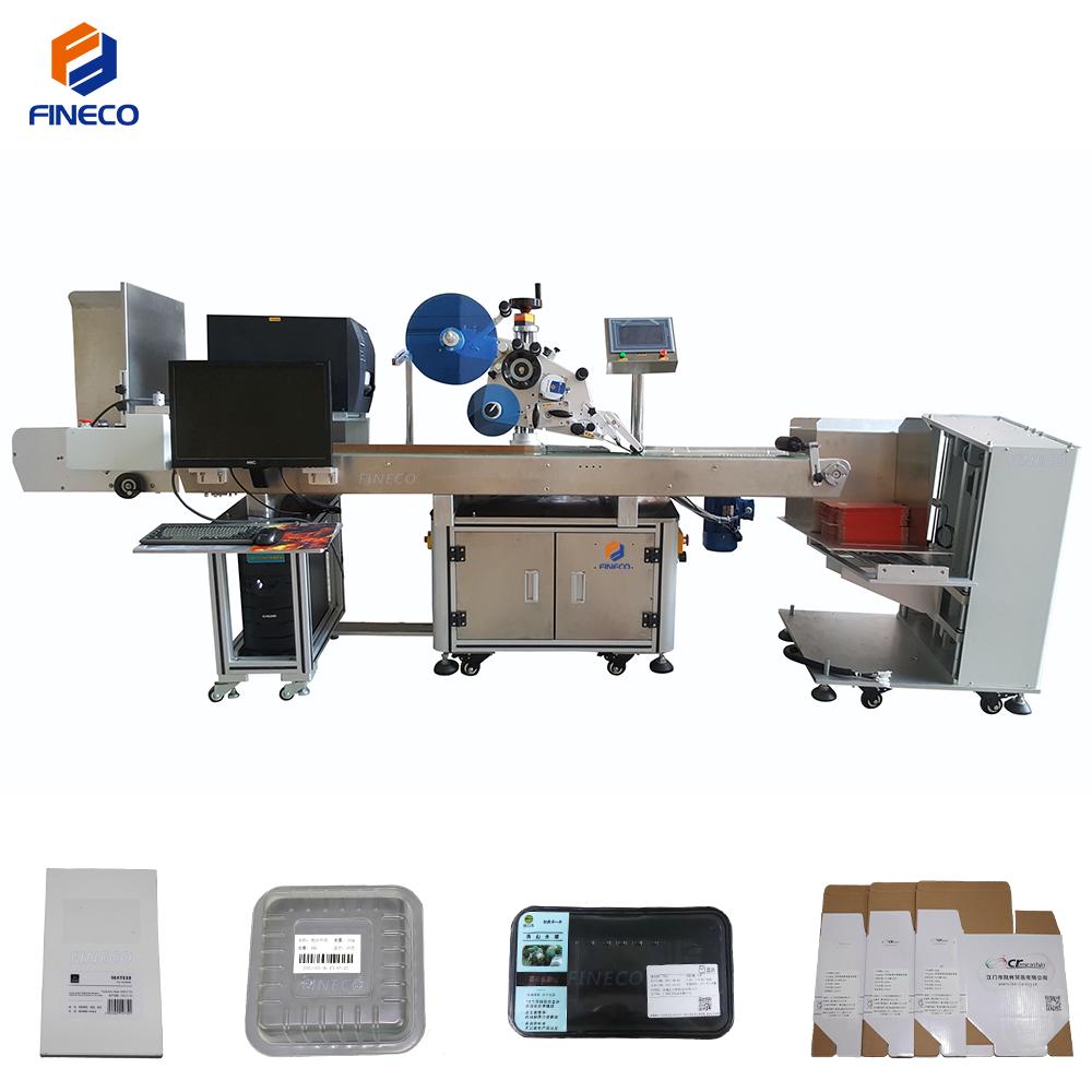 cache printing label labeling machine