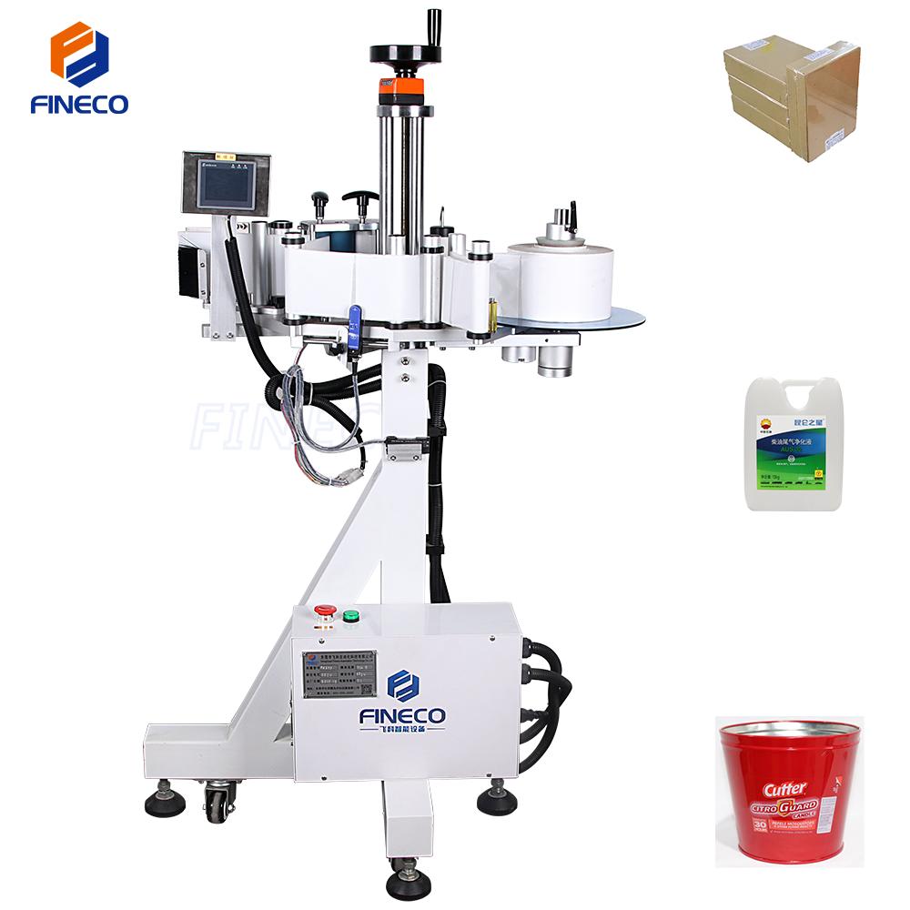 production line side labeling machine