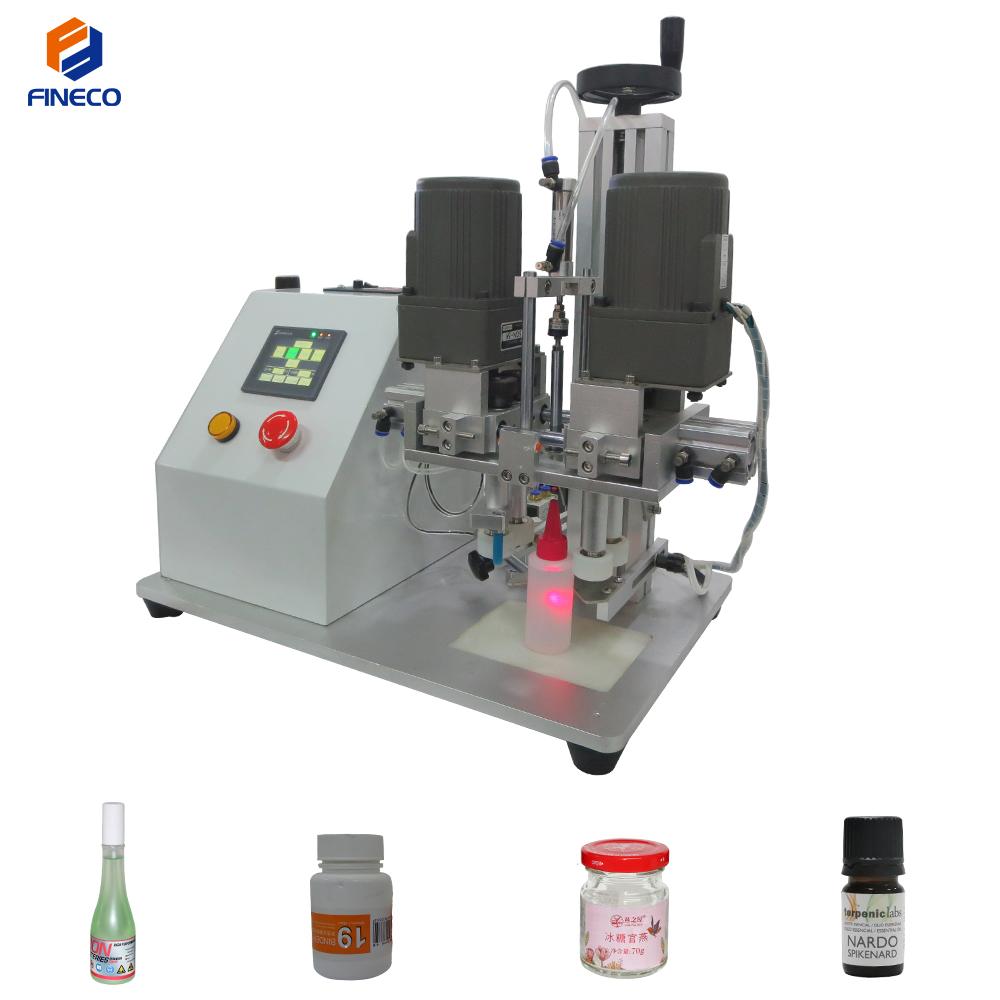 semi-auto capping machine