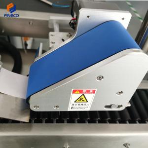 FK807 Automatic Horizontal Round Bottle Labeling Machine