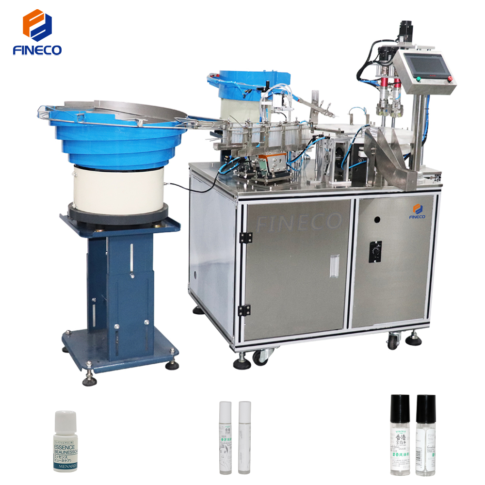 soft tube soup filling capping machine