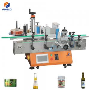 FK605 Desktop Round/Taper Bottle Positioning Labeller