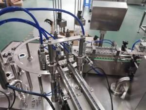 FK Eye drops filling production line